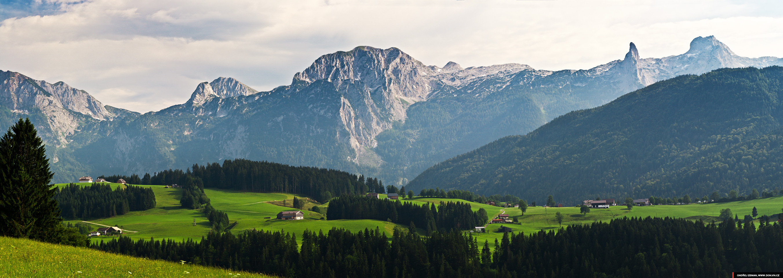 Austrian Alps @ Summer 2012